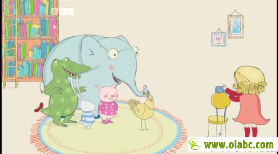 BBC动画片 蒂莉和朋友们 Tilly and Friends 英语无字幕 全52集 百度网盘下载