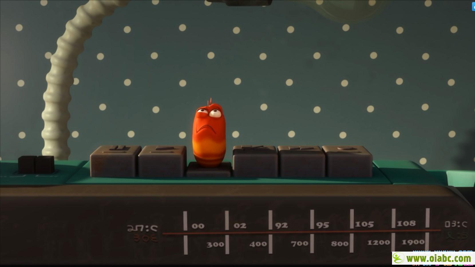 【韩国动画】爆笑虫子 LARVA高清1080p合辑 1-3季