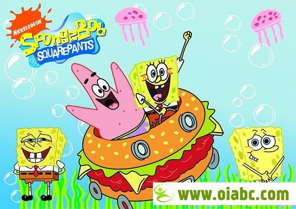 海绵宝宝 SpongeBob Comics 粤语版 中文繁体字幕 高清 67集 百度网盘下载