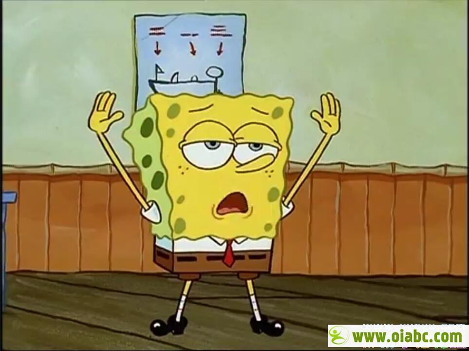 海绵宝宝 SpongeBob Comics 英文版1-8季 178集 附MP3音频