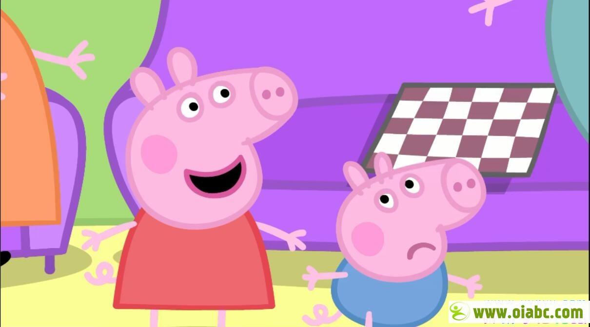 小猪佩奇/粉红猪小妹 Peppa Pig 中文版国语第1-5季182集 mp4高清1080p 百度云网盘下载