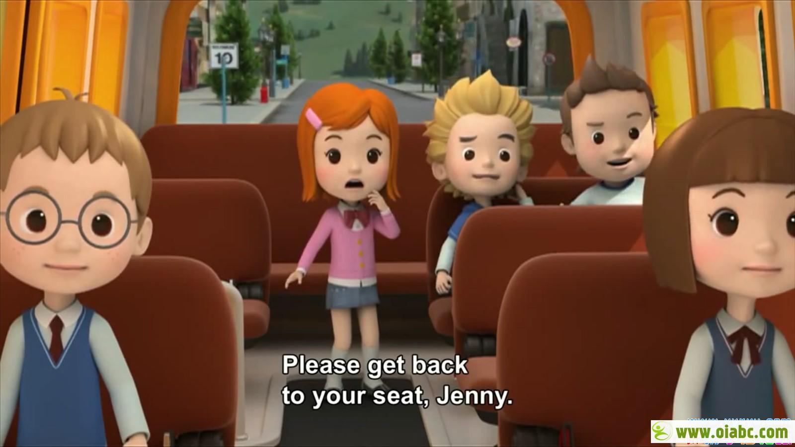 《变形警车珀利 交通安全篇》珀利儿童交通安全教育片 中英文版全52集 百度网盘下载