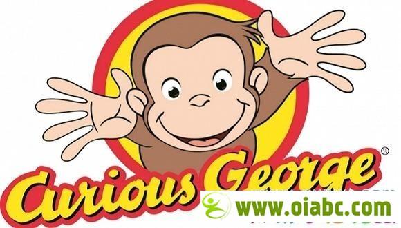 Curious George 好奇猴乔治 1-8季 英文版英文字幕