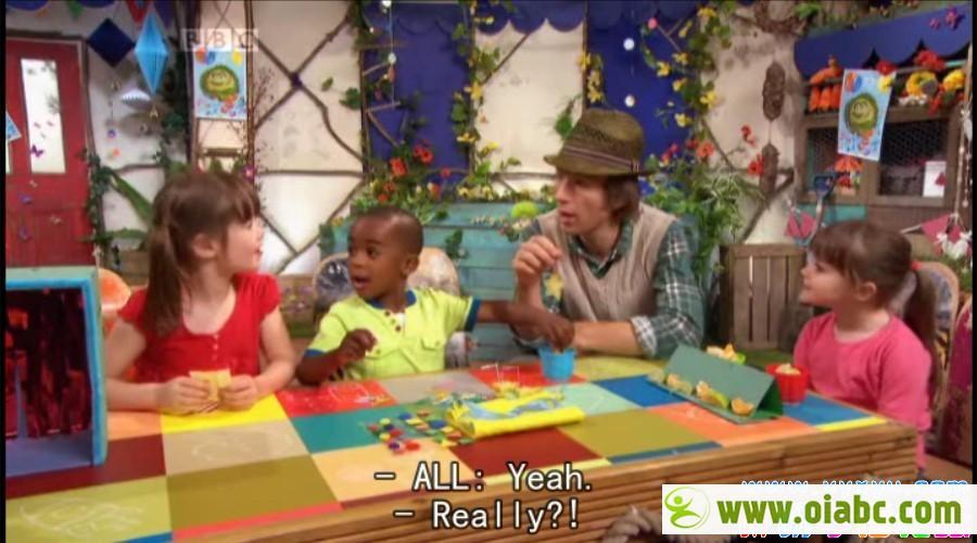 BBC真人儿童剧:《布卢姆的菜园 Mr Bloom's Nursery》1.2季 外挂英文字幕 全46集 下载
