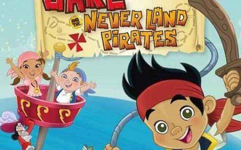 冒险动画:杰克与梦幻岛海盗 Jake and Never Land Pirates 1-4季全87集+特别季2集