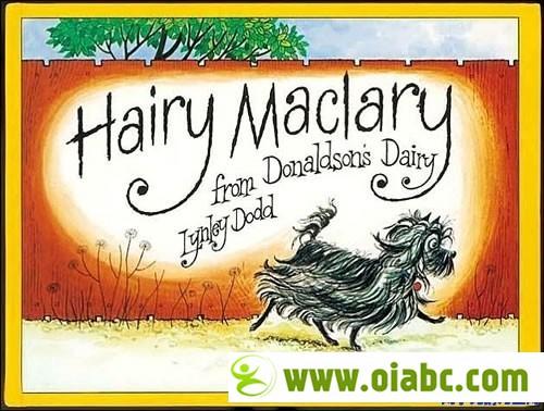 毛毛狗Hairy Maclary绘本前10本视频