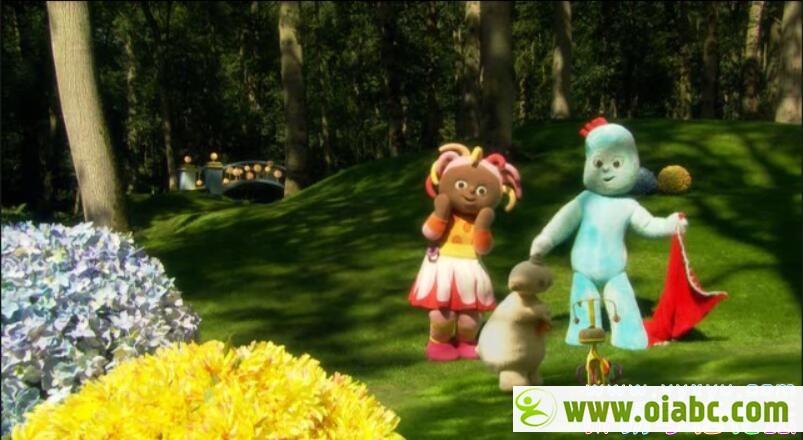 BBC动画 花园宝宝 In The Night Garden 英文版 英文字幕 80集+MP3音频