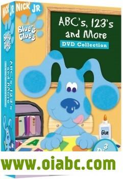 蓝色斑点狗 Blue's Clues 全集 全5季 百度网盘下载