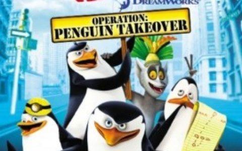 马达加斯加的企鹅全3季 英文版The Penguins Of Madagascar
