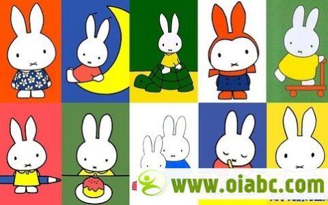 米菲兔 六个系列 英文动画 米菲和她的朋友们