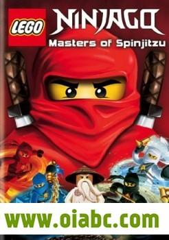 乐高幻影忍者 LEGO Ninjago: Masters of Spinjitzu (S01-S06)第一季至第六季 大电影
