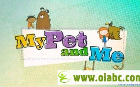 CBeebies教育节目: 萌宠和我 My Pet and Me 第一季全26集 高清720P 带字幕