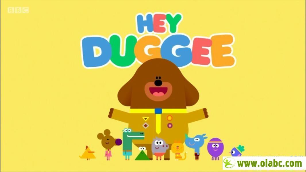 Hey Duggee 嗨!狗狗老师 道奇 BBC英文动画带字幕第2季 26集全 MP4格式 720P