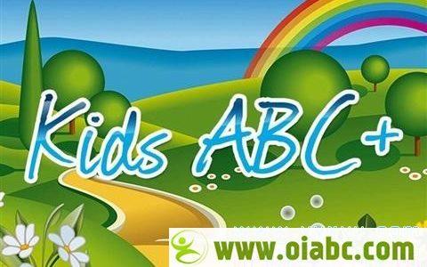 《KIDS ABC》幼儿启蒙动画片 avi格式 720x480分辨率 英语发音英文字幕 百度网盘下载