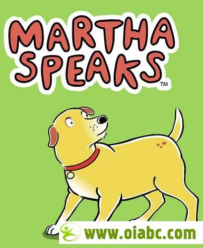 美音动画片 Martha Speaks玛莎说话(第一季,共20集)