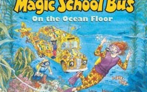 神奇校车The Magic School Bus 1-4季52集 带字幕 Mkv格式 百度网盘下载