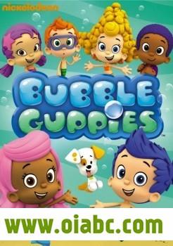 泡泡孔雀鱼第一季第二季第三季 Bubble Guppies Season 1&2&3 英文版下载