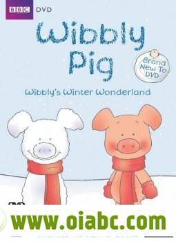 小猪威比 Wibbly Pig 全52集 英文版/ 百度网盘