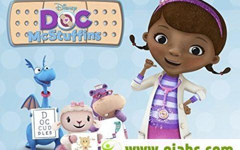玩具小医生第一季第二季第三季第四季 Doc Mcstuffins Season 1&2&3&4 高清全集