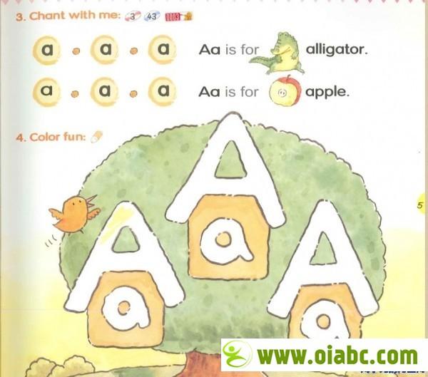 蒲公英Phonics自然拼读系统教材——Phonic Kids Book 1-6教材pdf+配套视频+点读版