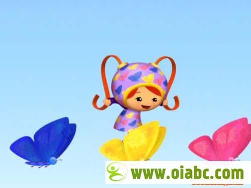 《数学城小兄妹》Team Umizoomi英文版1-4季共77集 幼儿数学概念训练适合3-6岁 AVI
