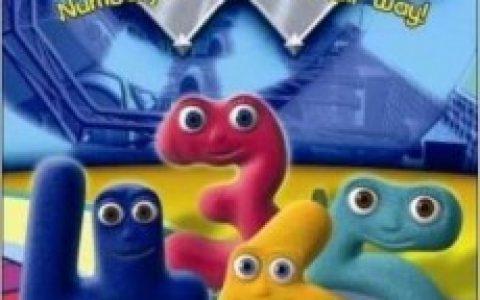 数字小精灵 Numberjacks 第一季和第二季全集 百度网盘下载