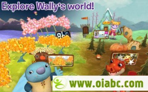 阅读能力培养动画:沃利的单词魔法 Wallykazam高清(第一季全集)