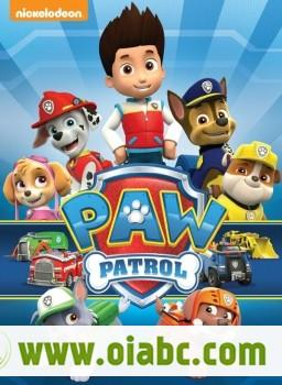 汪汪队立大功(狗狗巡逻队) PAW Patrol 英文版全4季高清百度网盘
