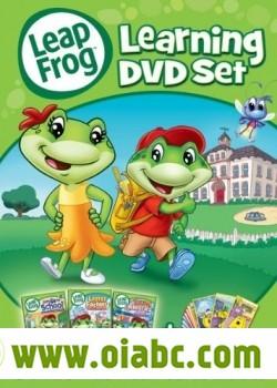 跳跳蛙 Leap Frog 全13集 MKV格式 16集AVI格式 音频 百度网盘
