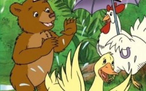 天才宝贝熊 Little Bear 最全集合集 带英文字幕百度网盘下载