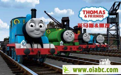 托马斯和他的朋友们 英文中字版 (共80集, 可电视播放)
