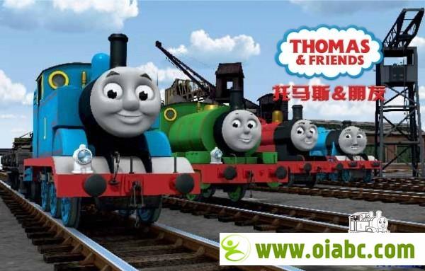 托马斯和他的朋友们 英文版全集19季 百度网盘下载