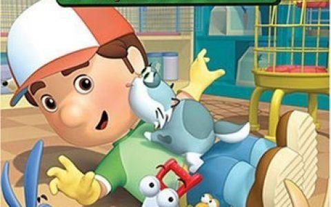 Disney英文动画《Handy Manny万能阿曼》英文版英文字幕5DVD
