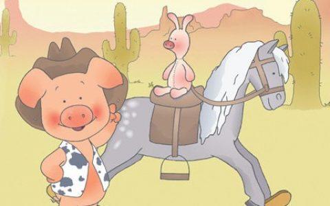 小猪威比 高清中文版 wibbly pig 全52集 百度网盘