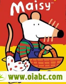 小鼠波波英文版 Maisy Mouse 全106集 (视频+MP3)/ 百度网盘