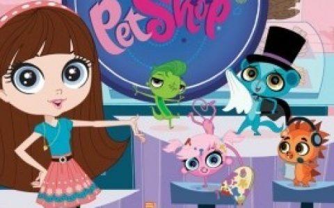 小马宝莉姊妹篇:小小宠物店 Littlest Pet Shop 第一第二季第三季第四季全97集 高清