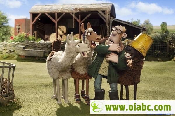 小羊肖恩特别篇: 农夫的美洲驼 Shaun the Sheep: The Farmer's Llamas (农夫的羊驼) / 百度网盘