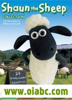 小羊肖恩 Shaun the Sheep 全5季 百度网盘