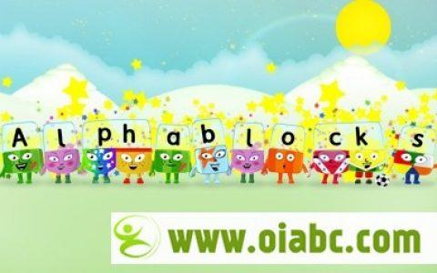 英语启蒙BBC自然拼读动画: 字母积木 Alphablocks 全4季91集 高清720P版 (含外挂英文字幕)