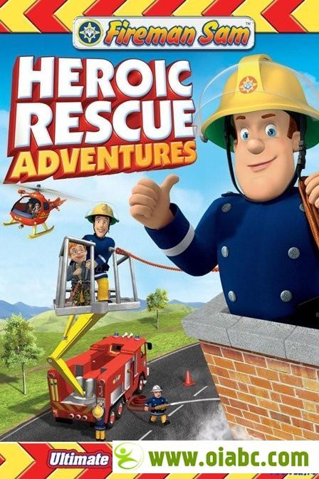 消防员山姆英文版 全7季92集 + 1部电影  英文字幕 百度网盘下载
