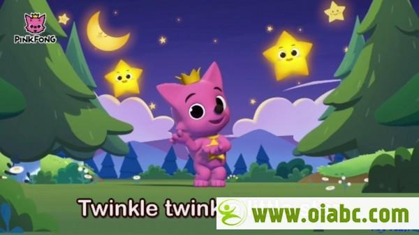 上超热门幼儿启蒙儿歌 PINKFONG 碰碰狐 中英文儿歌视频带字幕