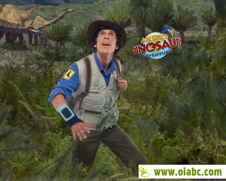 安迪的恐龙历险记 Andy's Dinosaur Adventure 高清英字 - BBC科普剧