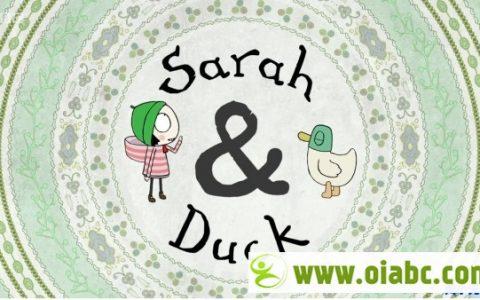 BBC莎拉和小鸭子Sarah and Duck,英音英字含国语版全网最全最清晰版本,1-3季全, 超清1280*720P