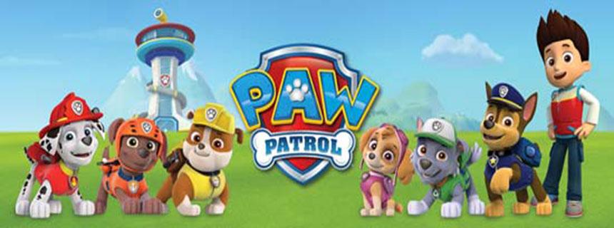 汪汪队立大功 PAW Patrol 英文版全4季