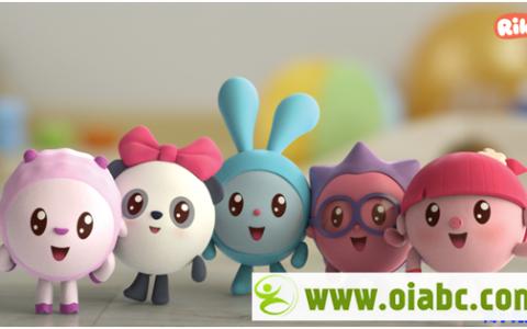 儿童动画片《瑞奇宝宝 BabyRiki》第一季第二季104集全集 国语版 百度网盘免费下载
