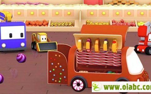 《和迷你卡车学习Tiny Trucks》中文动画片第一季、第二季全集百度网盘免费下载