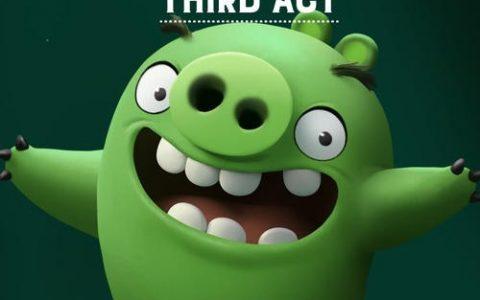 愤怒的小鸟之猪猪传Angry Birds: Piggy Tales第一季第二季全集