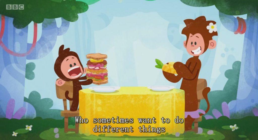 BBC最新动画《Tee and Mo》小提与莫莫的游戏时间,中文版及英文版,一起重温那些温暖的亲子时光!