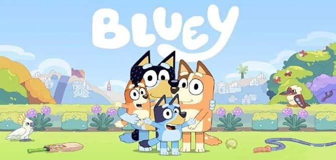 全网最全布鲁伊一家Bluey