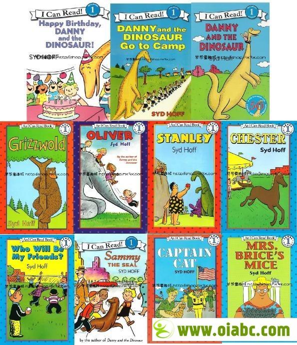 汪培珽英文书单1-7阶段全套(大量PDF+MP3,部分可点读)儿童学英语启蒙教程